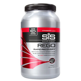 SiS Rego Rapid Recovery Tub 1,6kg, Strawberry